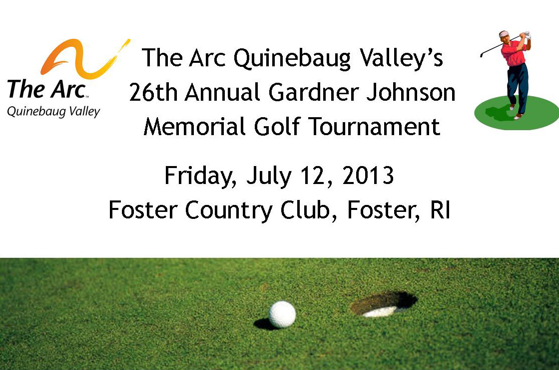 The Arc Quinebaug Valley Golf Tournament